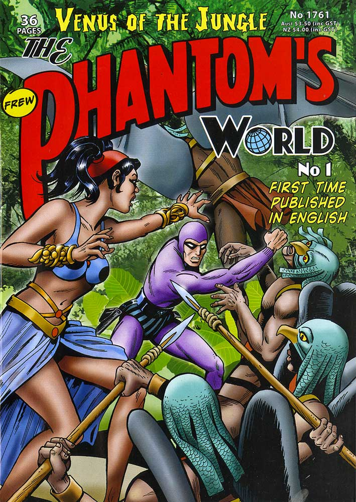 The Phantom cover 6