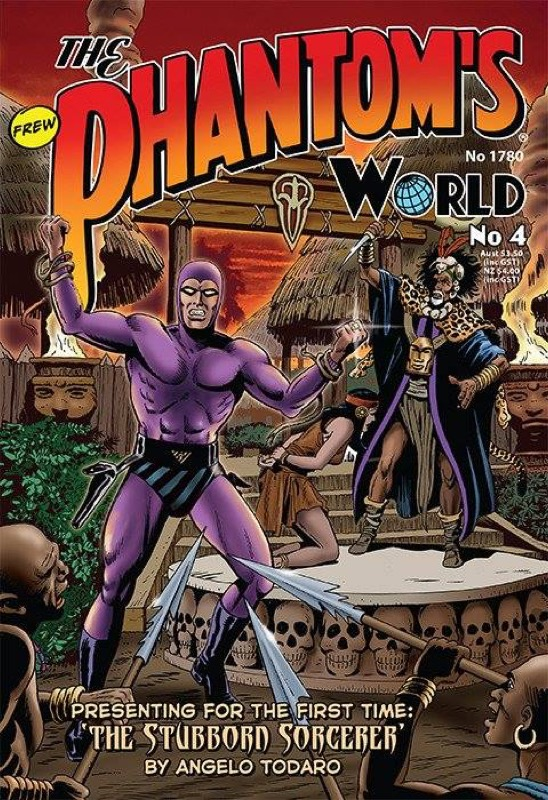 The Phantom's World 4