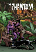 The Phantom cover 1