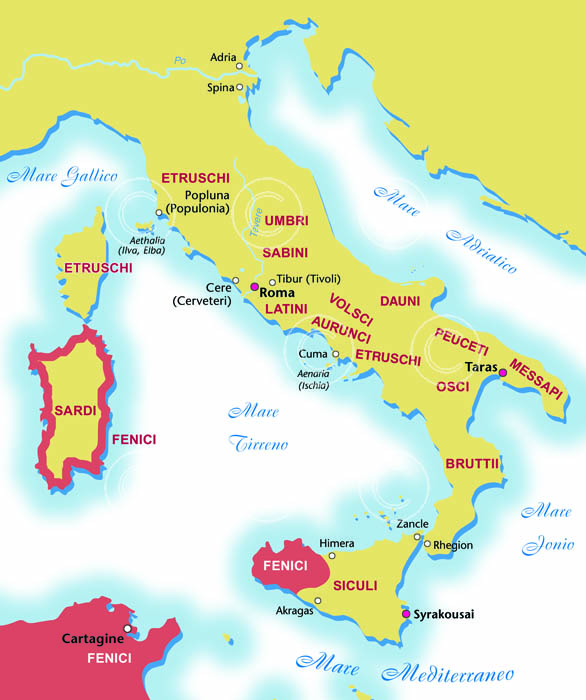 0407 Ancient peoples of Italy